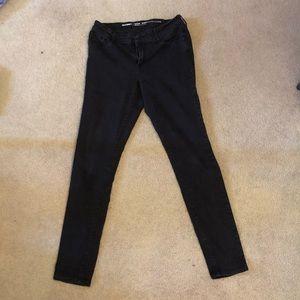 Old Navy Black Skinny Jeans